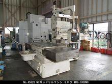 1989 Miroku MHG-1000NC