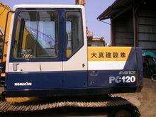 1993 Komatsu PC120-5