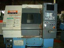 Used 2001 Mazak QT-2