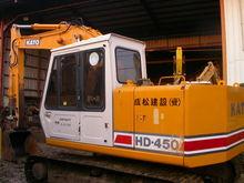 Used 1993 KATO HD450