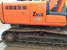 2012 Hitachi ZAXIS 120-6 Shangh