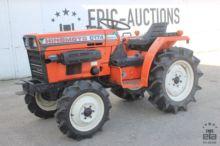 Used Hinomoto Mini Tractors for sale  Kubota equipment