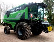 2015 Deutz-Fahr C 9206 TS Combi