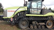2000 Claas 75E Farm Tractors