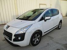 2012 Peugeot 3008 110cv HDI Car