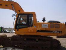 2007 Hyundai R290 Track excavat