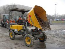 2007 Dieci DP1000 Mini Dumper
