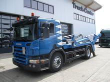 2007 Scania P 380 4x2 Gergen Te