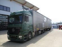 2008 Mercedes-Benz Actros 2544