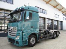 2012 Mercedes-Benz Actros 2545