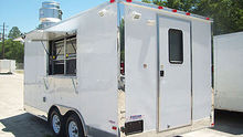 16 foot Concession Trailer Grea