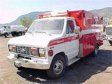1986 FORD E350