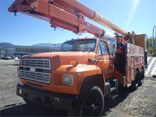 Used 1988 FORD F900