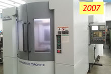 2007 HYUNDAY HS400