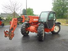 Used 2001 Manitou MT
