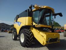 Used 2008 Holland CX