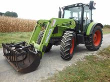2010 Claas ARION 410