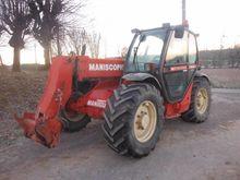 2002 Manitou MLT 730