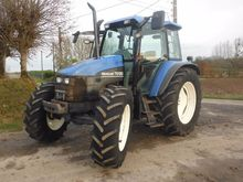 2001 New Holland TS 100