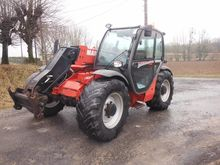 2010 Manitou MLT 634