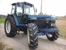 1992 Ford 7840