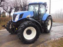 2008 New Holland T 7060
