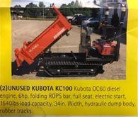 New 2016 KUBOTA KC10