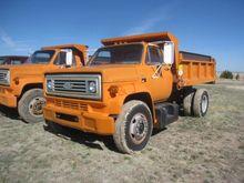 1986 Chevy C70 S/A Dump Truck #