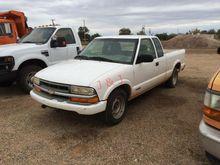 1999 Chevy S10 Pickup