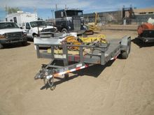 Load Trail 18ft T/A Equipment T