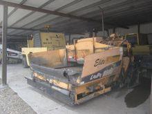 Lee Boy L8500T Crawler Asphalt