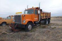 1975 GMC T/A Dump Truck