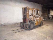 Komatsu FG35-4 6600LB Warehouse