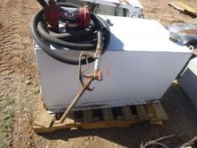 125 Gal Fuel Tank W/ Fil Rite P