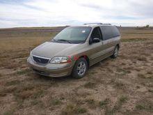 2001 Ford Windstar Mini Van