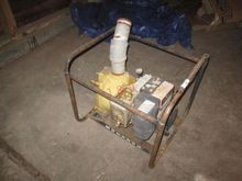 Monarch 3in Centrifugal Pump