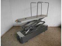 Berg Electric piperail trolley