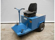 2000 Hawe Electric Tractor Hawé