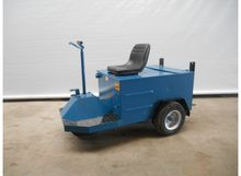 2000 Hawe Electric Tractor