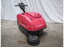 2001 ISAL Sweeper