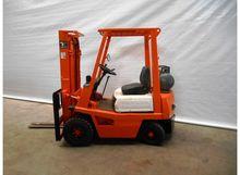 Toyota 4FG15 Forklift LPG