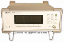 HP Agilent 86120B Lightwave Opt