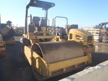 2008 CATERPILLAR CS-433E
