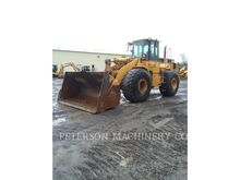 1996 CATERPILLAR 966FII