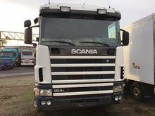 Used 2002 Scania 164