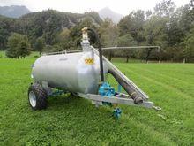 Used Geba 1700 Liter