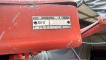 Used Aebi AM 41 in G