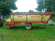 Used 1990 Krone Turb