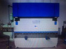 Lvd 3000x165 ton bender with pr