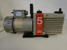 Edwards 5 two stage vacuum pump